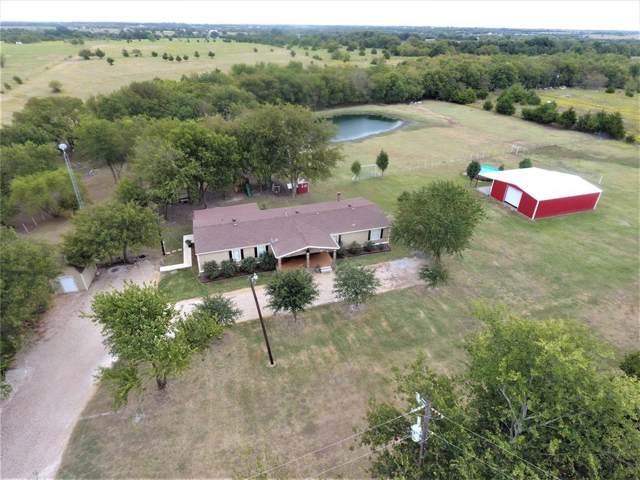 8105 County Road 1135, Leonard, TX 75452 (MLS #14195644) :: Lynn Wilson with Keller Williams DFW/Southlake