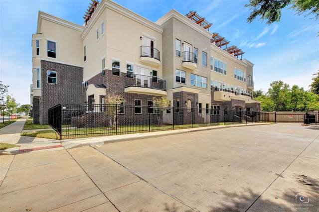 1209 Beaconsfield Lane #504, Arlington, TX 76011 (MLS #14195664) :: Century 21 Judge Fite Company