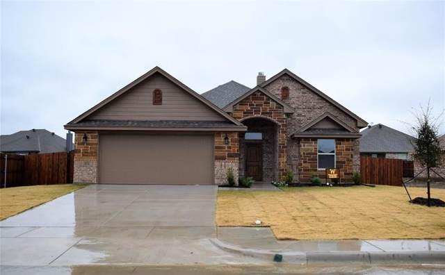 201 Mckittrick Lane, Godley, TX 76044 (MLS #14195752) :: RE/MAX Town & Country