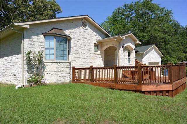 504 Dellwood Drive, Mount Pleasant, TX 75455 (MLS #14196271) :: RE/MAX Town & Country