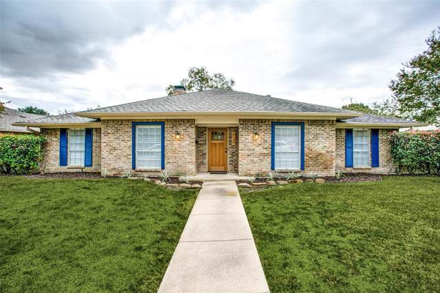 410 Birch Lane, Richardson, TX 75081 (MLS #14196418) :: Tenesha Lusk Realty Group