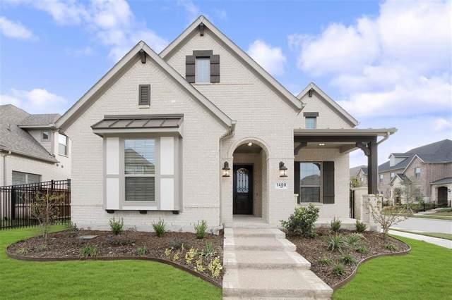 1400 Huntsman S Ridge Lane, Arlington, TX 76005 (MLS #14196489) :: Baldree Home Team