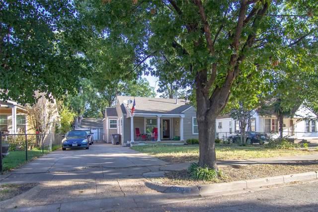 1127 Melbourne Avenue, Dallas, TX 75224 (MLS #14196619) :: Ann Carr Real Estate