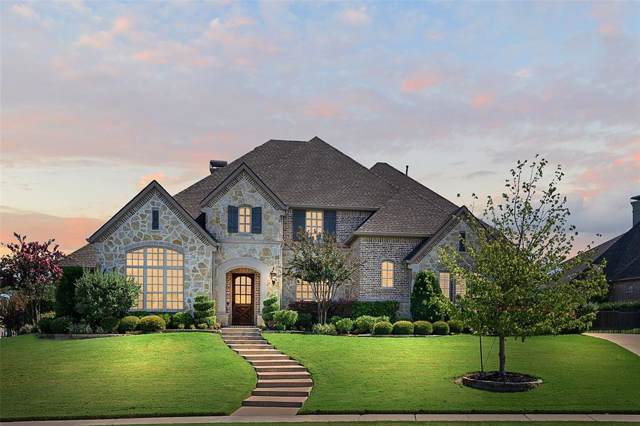 1100 Stone Cottage Lane, Mckinney, TX 75069 (MLS #14196701) :: All Cities Realty