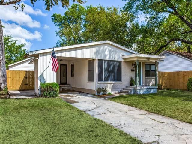 2327 Ballycastle Drive, Dallas, TX 75228 (MLS #14197127) :: The Real Estate Station