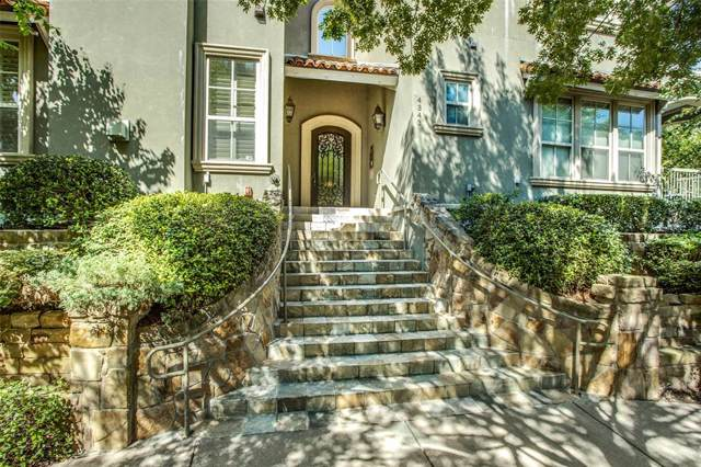 4343 Mckinney Avenue F303, Dallas, TX 75205 (MLS #14197292) :: The Hornburg Real Estate Group