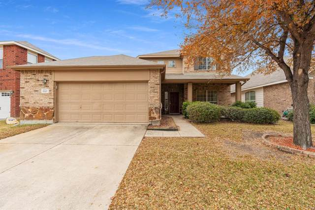 1627 Heron Drive, Aubrey, TX 76227 (MLS #14197328) :: Real Estate By Design
