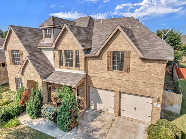 12829 Campolina Way, Fort Worth, TX 76244 (MLS #14197479) :: The Mauelshagen Group