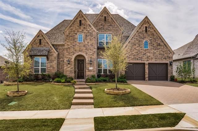 3450 Beechwood Drive, Prosper, TX 75078 (MLS #14197719) :: The Kimberly Davis Group