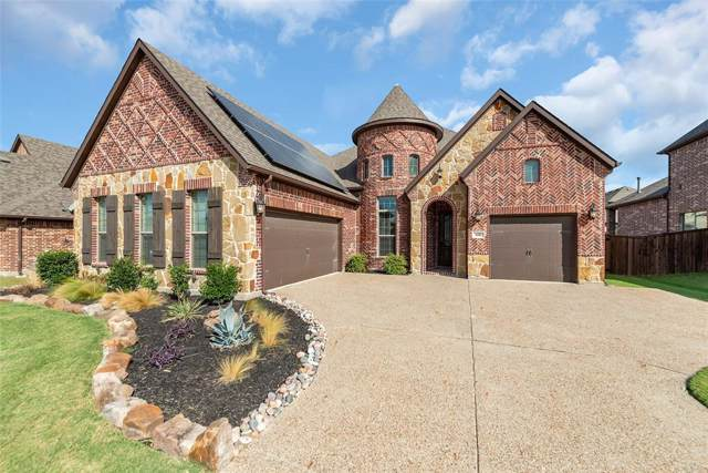 600 Berkshire Drive, Prosper, TX 75078 (MLS #14197774) :: Lynn Wilson with Keller Williams DFW/Southlake
