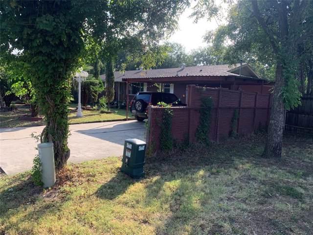 613 Woodard Avenue, Cleburne, TX 76033 (MLS #14197808) :: The Kimberly Davis Group