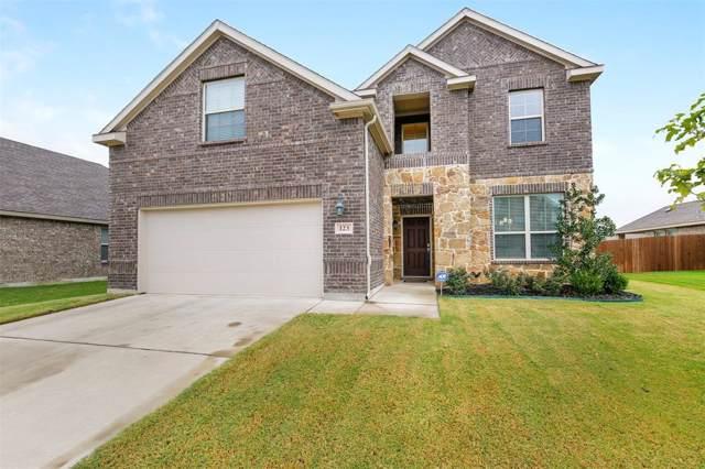 123 Acadia Lane, Forney, TX 75126 (MLS #14197950) :: Lynn Wilson with Keller Williams DFW/Southlake
