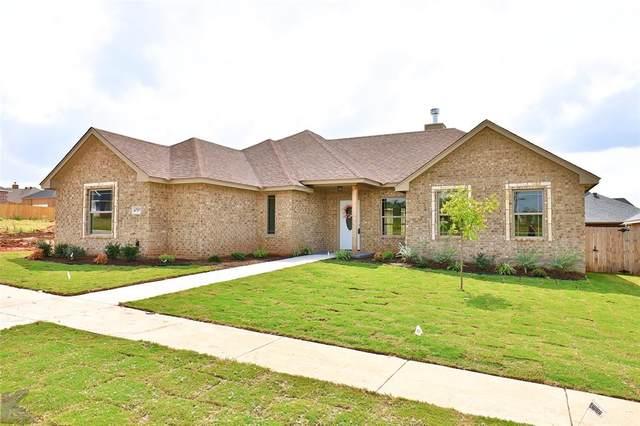 6757 Hillside, Abilene, TX 79606 (MLS #14198031) :: The Mitchell Group