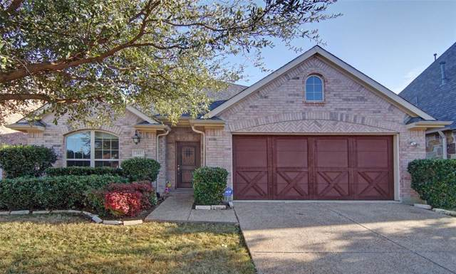305 Enid Drive, Lewisville, TX 75056 (MLS #14198059) :: The Kimberly Davis Group