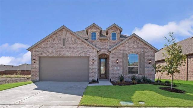 5821 Melville Lane, Forney, TX 75126 (MLS #14198212) :: The Mitchell Group