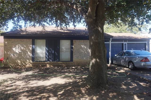2510 Jo Lyn Lane, Arlington, TX 76014 (MLS #14198357) :: Lynn Wilson with Keller Williams DFW/Southlake