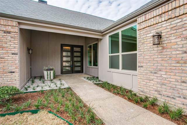 6530 Laurel Valley Road, Dallas, TX 75248 (MLS #14198440) :: Tenesha Lusk Realty Group