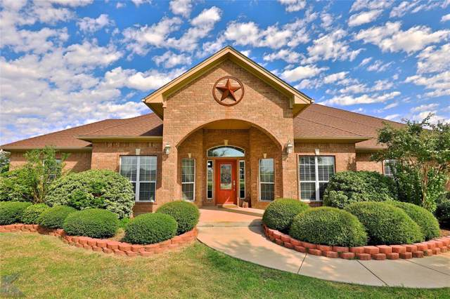 250 Apple Blossom Drive, Abilene, TX 79602 (MLS #14198494) :: The Mitchell Group