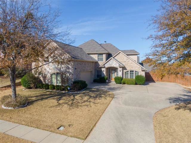 3300 Guildford Lane, Mckinney, TX 75072 (MLS #14198574) :: RE/MAX Town & Country