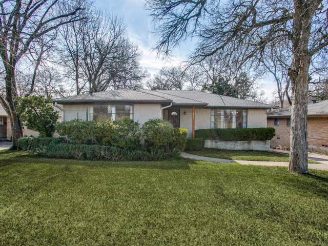 2434 El Cerrito Drive, Dallas, TX 75228 (MLS #14198613) :: Robbins Real Estate Group