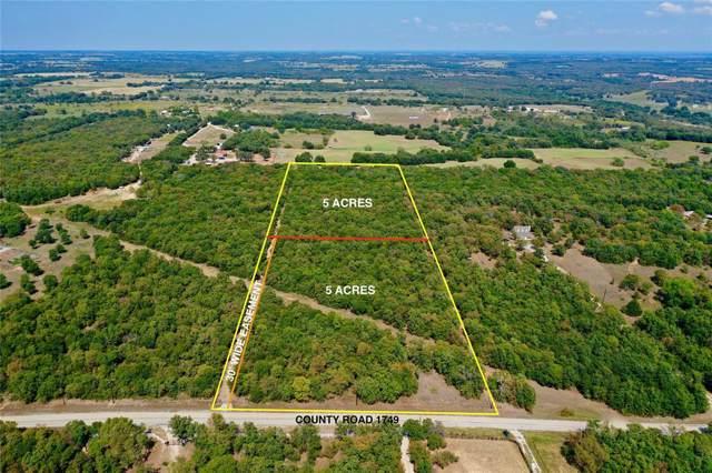 Lot 6R1 County Rd 1749, Chico, TX 76431 (MLS #14198655) :: RE/MAX Landmark