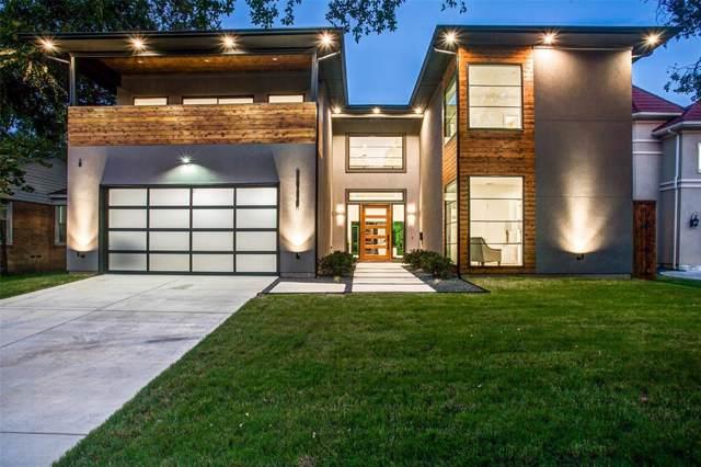9936 Dresden Drive, Dallas, TX 75220 (MLS #14198759) :: Kimberly Davis & Associates