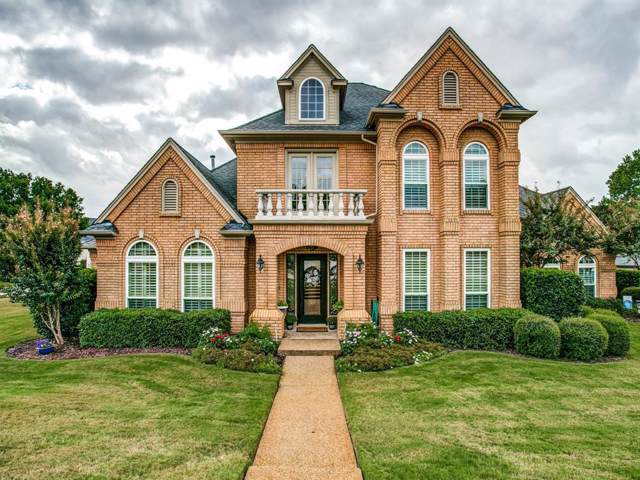 201 Mill Crossing W, Colleyville, TX 76034 (MLS #14199016) :: EXIT Realty Elite