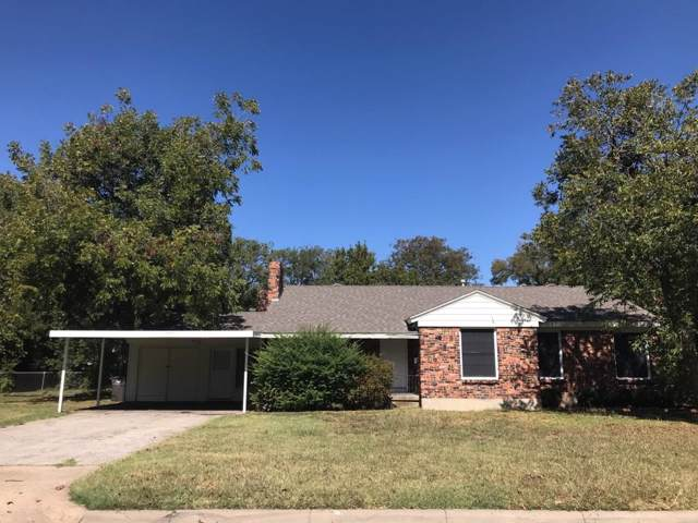 3500 Corto Avenue, Fort Worth, TX 76109 (MLS #14199025) :: Real Estate By Design