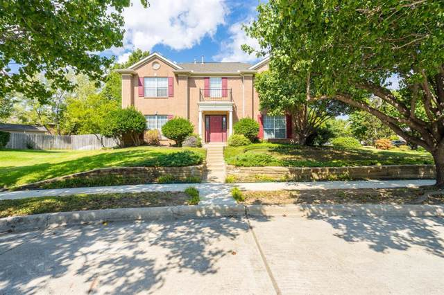 5204 Fort Concho Drive, Fort Worth, TX 76137 (MLS #14199162) :: The Tierny Jordan Network