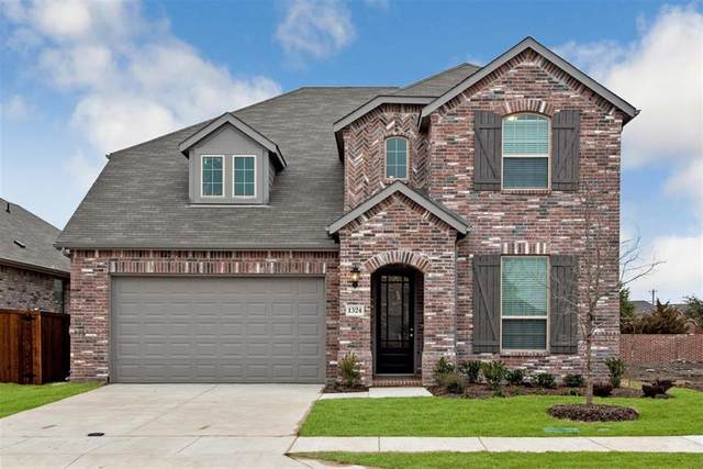 1324 Carancho Drive, Little Elm, TX 75068 (MLS #14199171) :: Potts Realty Group