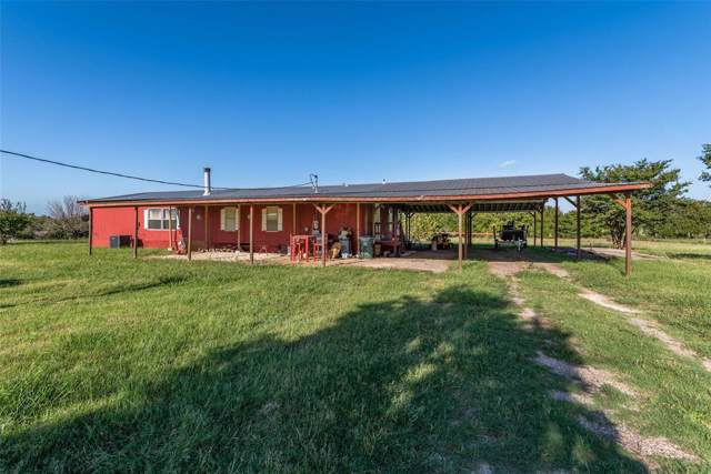 991 Dennis Road, Whitesboro, TX 76273 (MLS #14199510) :: RE/MAX Town & Country