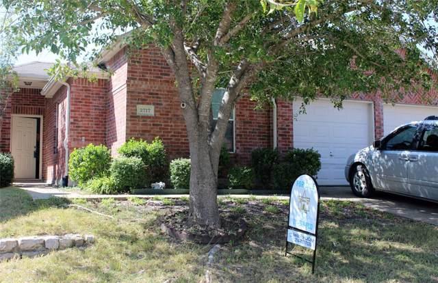 3717 Gannet Drive, Mesquite, TX 75181 (MLS #14200116) :: Lynn Wilson with Keller Williams DFW/Southlake