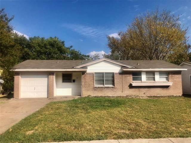 720 Bluebonnet Lane, Mesquite, TX 75149 (MLS #14200548) :: Lynn Wilson with Keller Williams DFW/Southlake