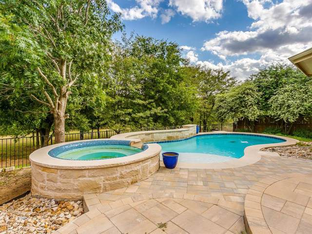 4200 Elmgreen Drive, Fort Worth, TX 76262 (MLS #14201802) :: Tenesha Lusk Realty Group