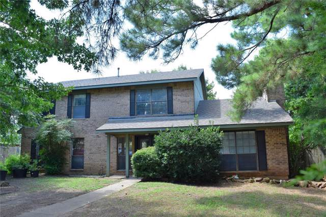 3735 Twin Oaks Court, Flower Mound, TX 75028 (MLS #14202112) :: RE/MAX Town & Country