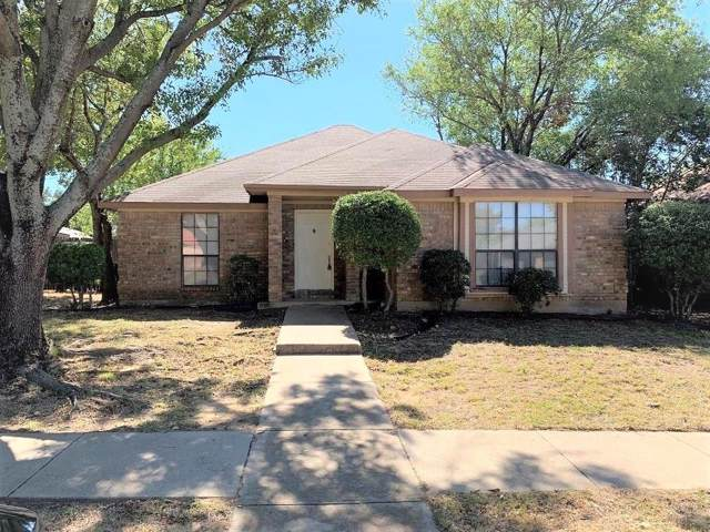 4816 Cable Drive, Fort Worth, TX 76137 (MLS #14202340) :: RE/MAX Town & Country