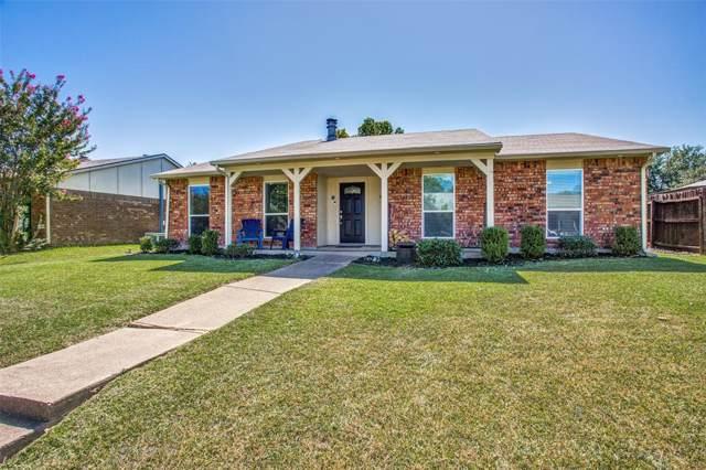 9014 Millwood Drive, Rowlett, TX 75088 (MLS #14202593) :: RE/MAX Town & Country