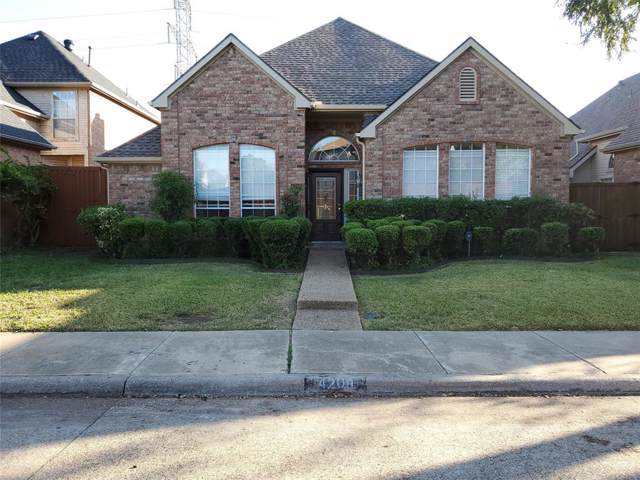 4208 Windhaven Lane, Dallas, TX 75287 (MLS #14202863) :: Hargrove Realty Group