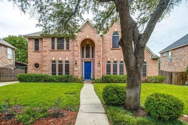 4105 Grace Lane, Grapevine, TX 76051 (MLS #14202911) :: The Rhodes Team