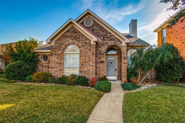 554 Raintree Circle, Coppell, TX 75019 (MLS #14202918) :: Lynn Wilson with Keller Williams DFW/Southlake
