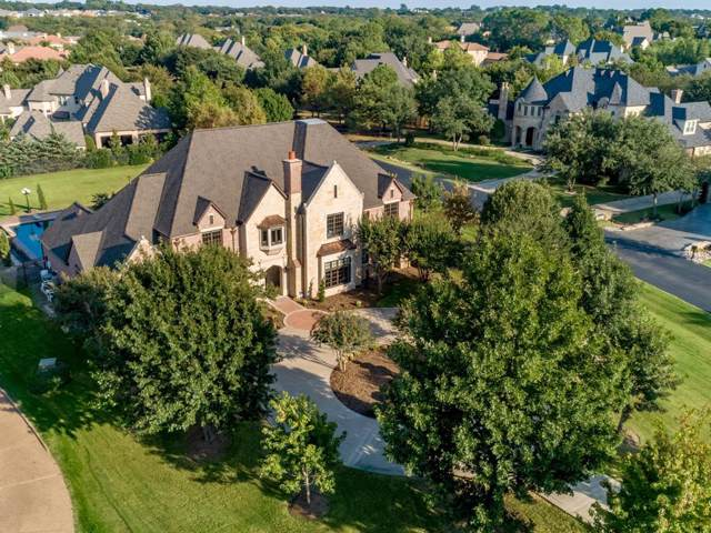1602 Creekwood Court, Westlake, TX 76262 (MLS #14203018) :: The Mitchell Group