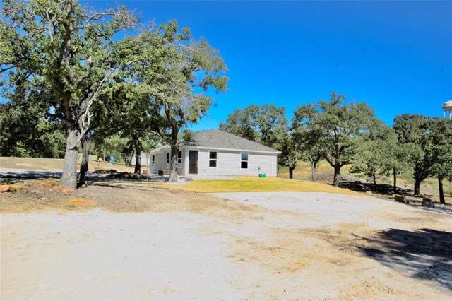 100 Turkey Creek Road, Mineral Wells, TX 76067 (MLS #14203066) :: RE/MAX Town & Country