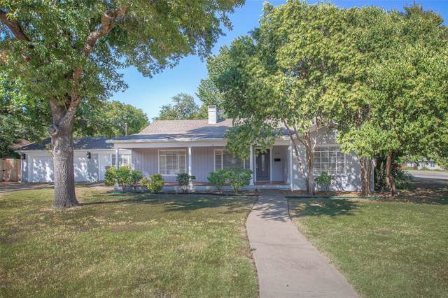 3600 Brighton Road, Fort Worth, TX 76109 (MLS #14203077) :: Real Estate By Design