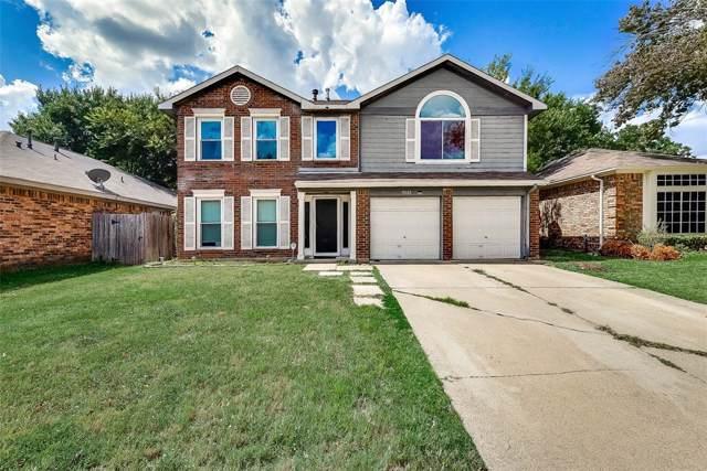 4663 Heatherbrook Lane, Grand Prairie, TX 75052 (MLS #14203108) :: Lynn Wilson with Keller Williams DFW/Southlake