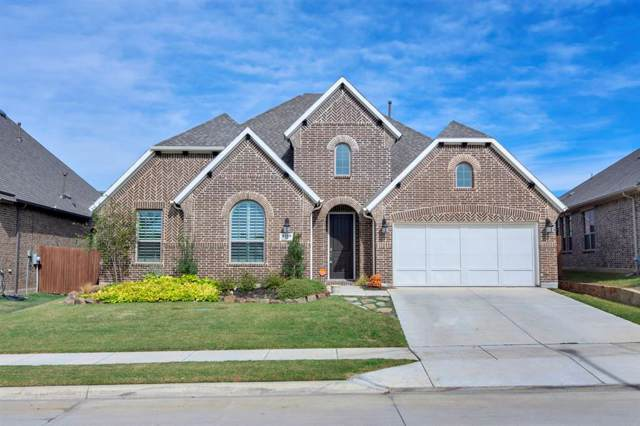 4309 Green Teal Street, Fort Worth, TX 76262 (MLS #14203332) :: NewHomePrograms.com LLC