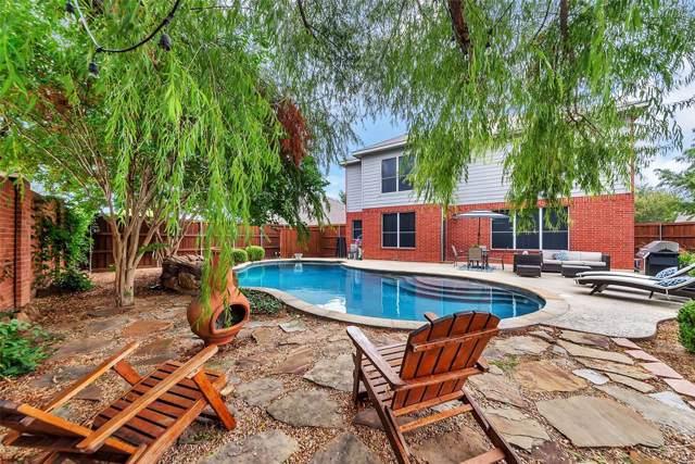2601 Redcedar Drive, Little Elm, TX 75068 (MLS #14203350) :: The Good Home Team