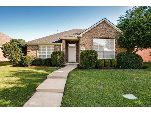 4702 Basil Drive, Mckinney, TX 75070 (MLS #14203518) :: Robbins Real Estate Group
