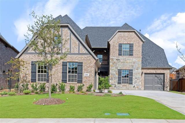 2801 Clarendon Court, Prosper, TX 75078 (MLS #14203539) :: Robbins Real Estate Group
