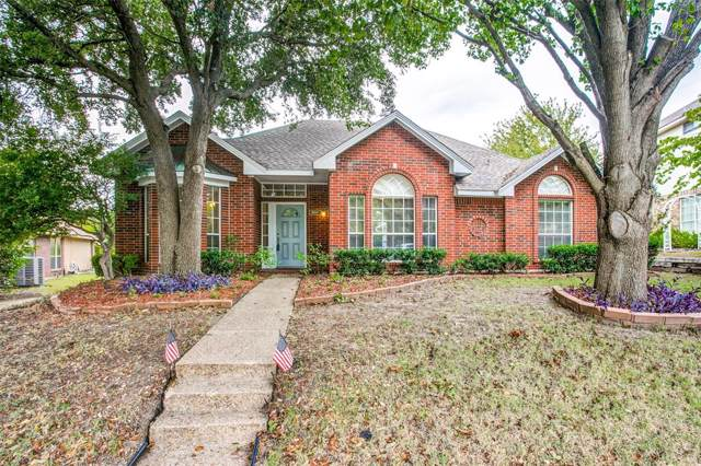 8041 Flagstone Street, Frisco, TX 75034 (MLS #14203779) :: The Star Team | JP & Associates Realtors