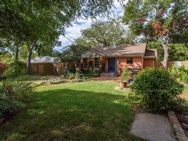 11616 Tuscany Way, Dallas, TX 75218 (MLS #14204074) :: Robbins Real Estate Group